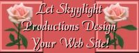 Let me design your web site!